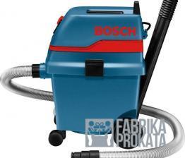 Аренда промышленного универсального пылесоса Bosch GAS 25 - 1