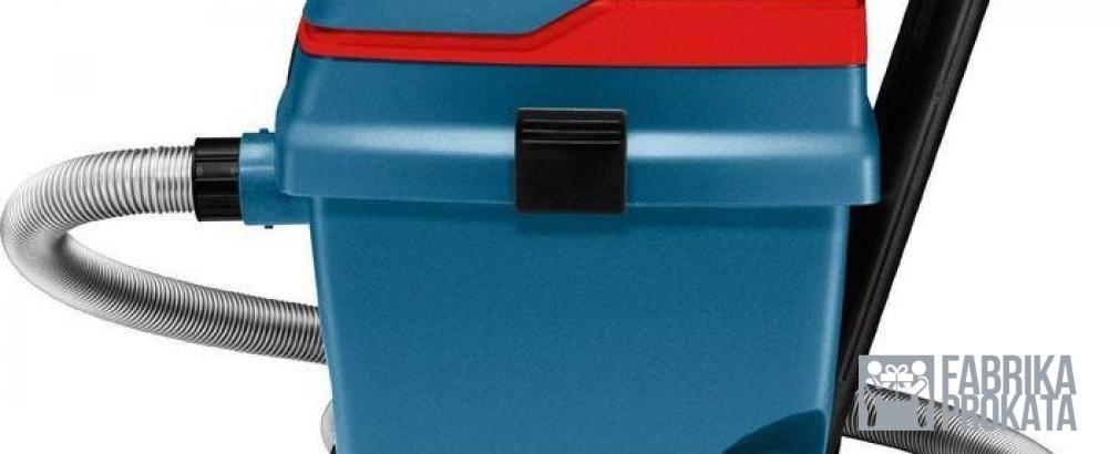 Аренда промышленного универсального пылесоса Bosch GAS 25