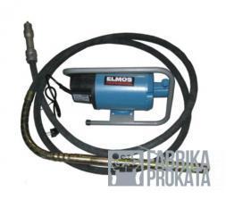 Аренда портативного ручного вибратора для бетона Elmos EVR 18 (Китай) - 2