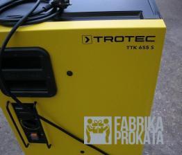 Аренда мобильного осушителя воздуха Тrotec (Тротек) TTK655S Германия - 4