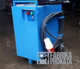 Renting a steam generator mobile PAGEANT SGE-18M