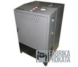 Renting the electrode steam generator STEAM-100