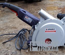 Сдам в аренду штроборез (бороздодел) Sparky FK653 - 1