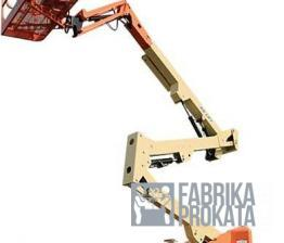 Rent a cranked electric and diesel lifts - 1
